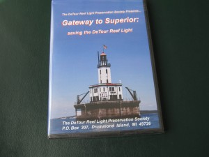 Gateway to the Superior - Saving the DeTour Reef Light
