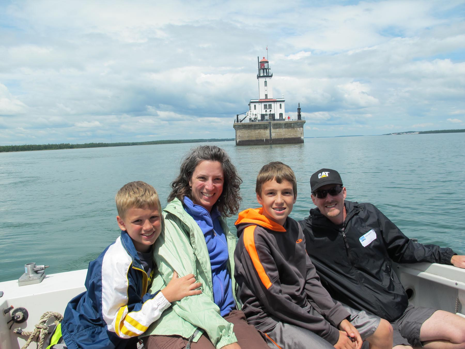 DeTour Reef Light Preservation Society Keepers Weekends