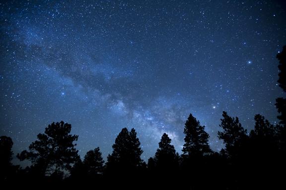 Dark Sky View