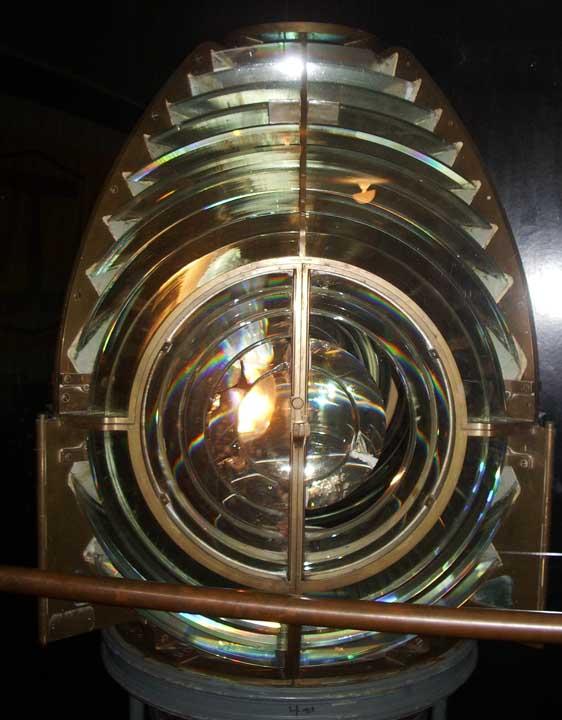 Original 3-1/2 Order Fresnel Lens
