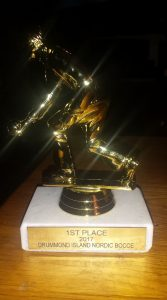 DRLPS Bocce Ball Trophy